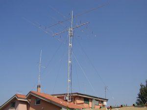 Antenne radioamatori in condominio