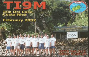 TI9M Cocos island 2002 – PA3EWP Presentation